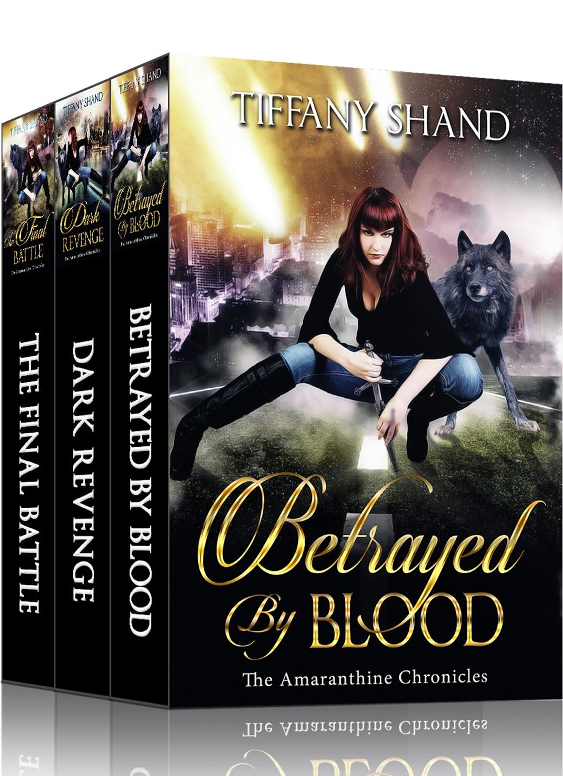Guest Post: Tiffany Shand – Emily Murdoch: Author